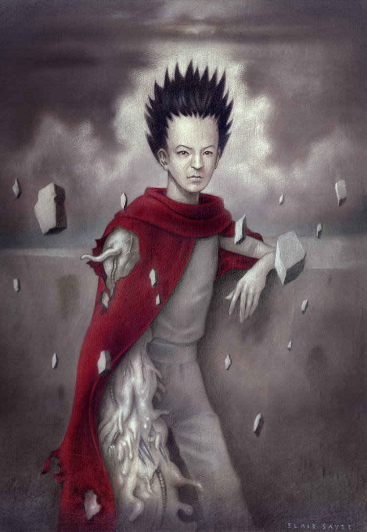 TETSUO!! by Blair Sayer