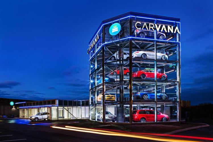 Carvana Vending Machine