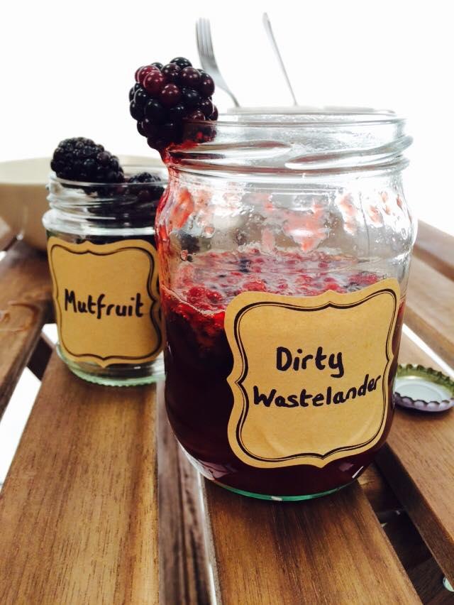 Dirty Wastelander Cocktail