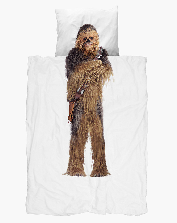 Chewbacca Bedding