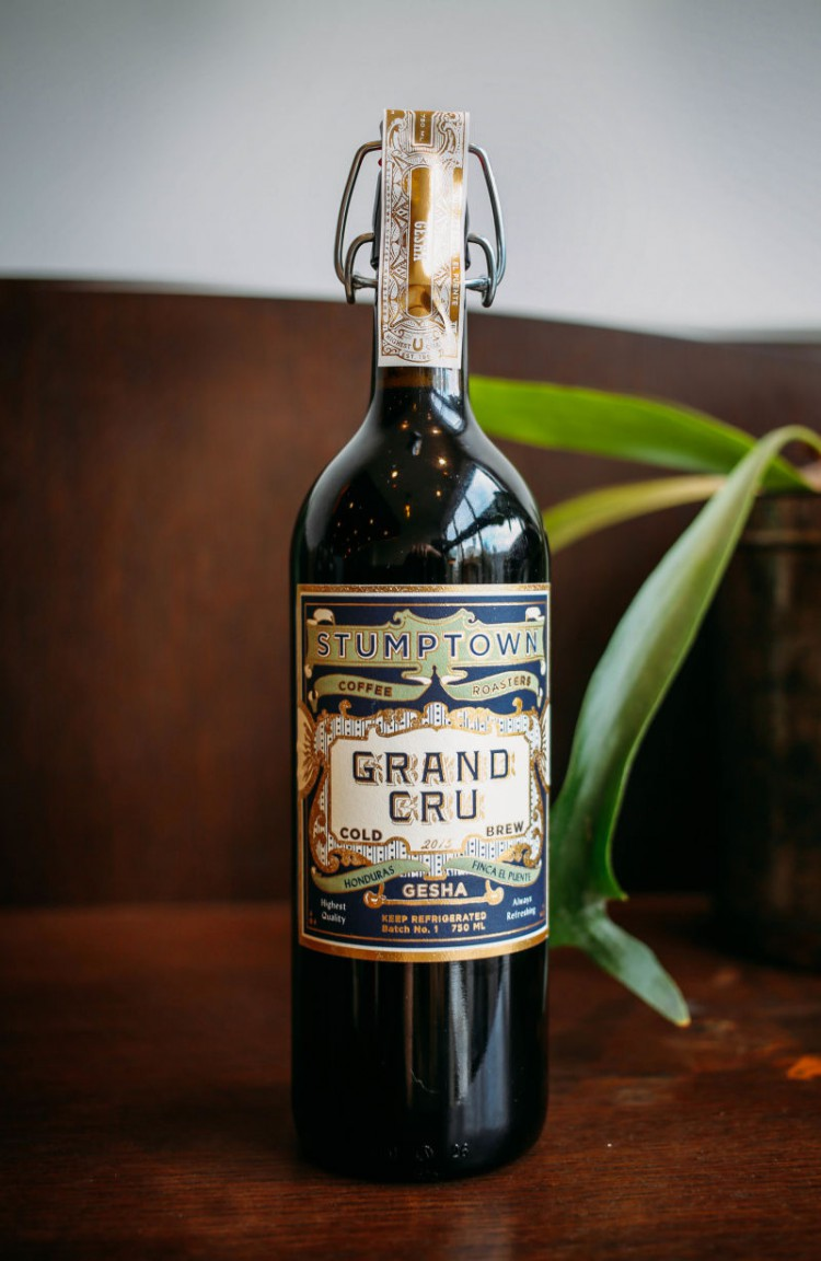 Grand Cru Cold Brew