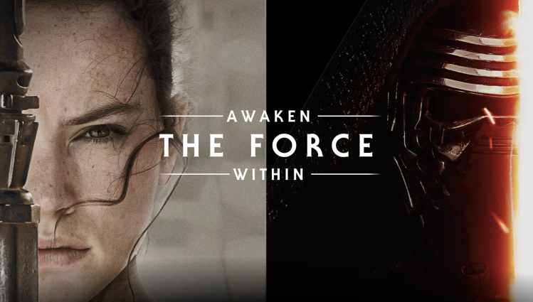 Google Star Wars Awakens
