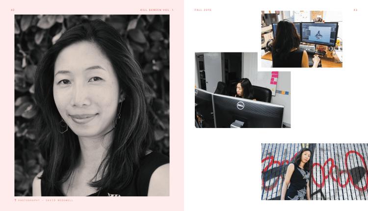 Jane Ng Kill Screen
