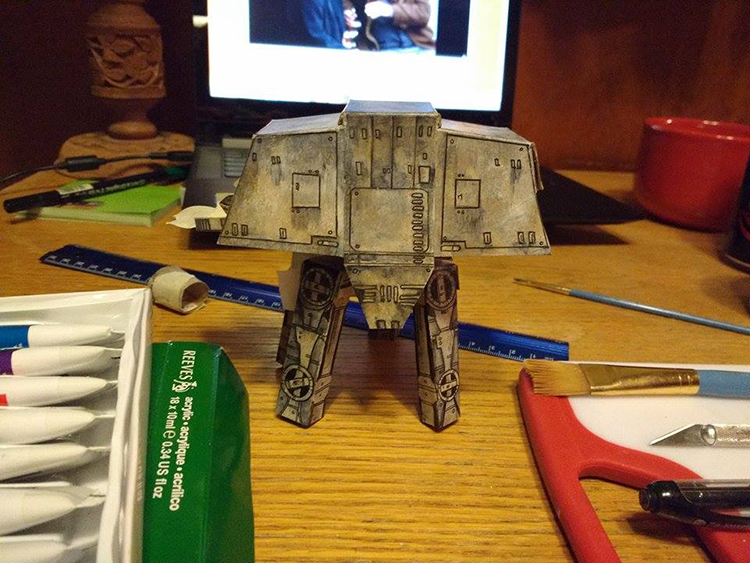 Gecko AT-AT