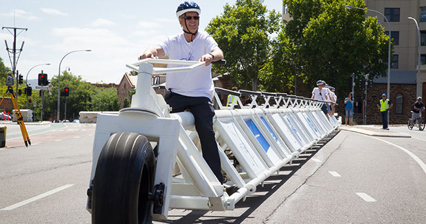 New Longest Bicycle