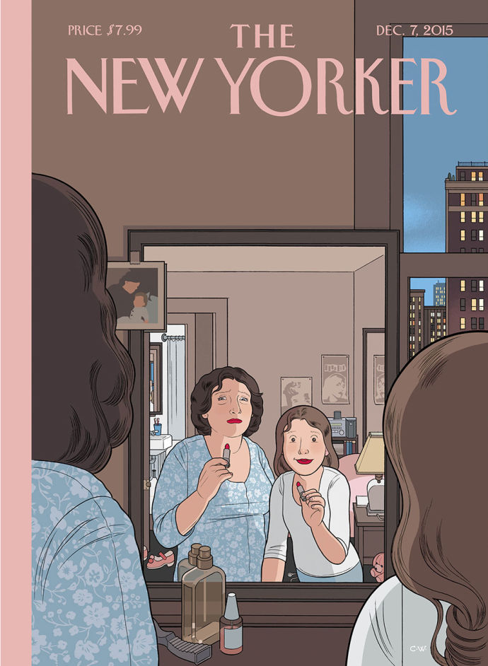 New Yorker This American Life Cover