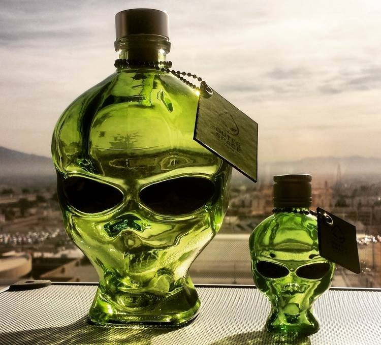 Outerspace Vodka