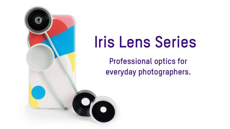 Photojojo Iris Lens Series Case
