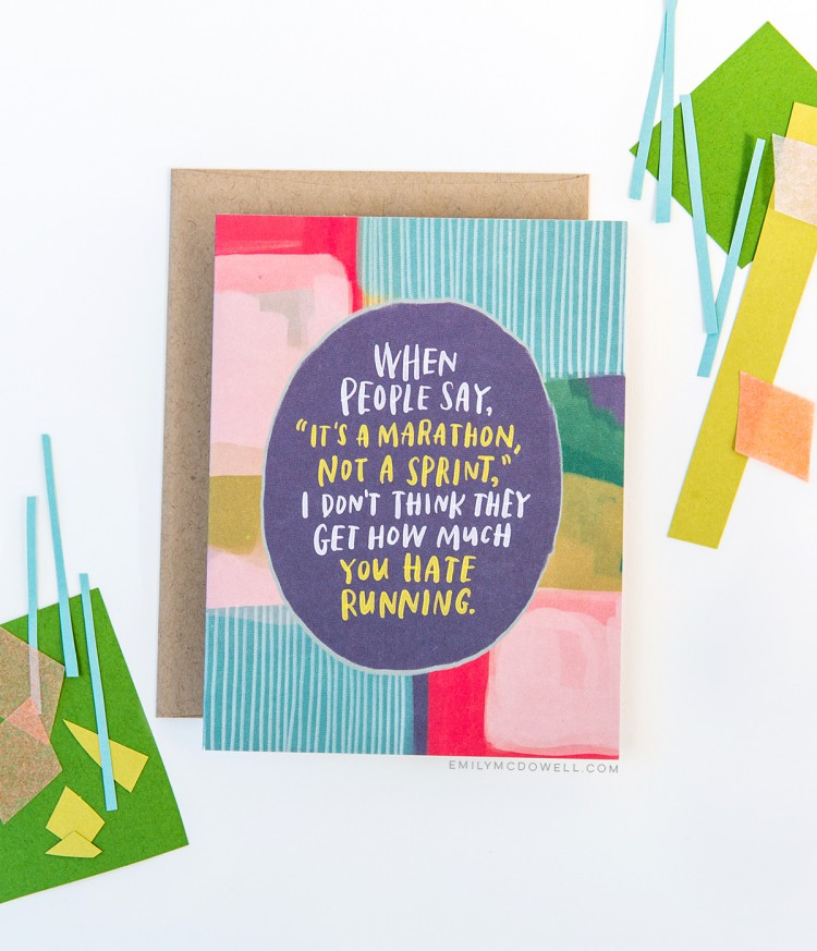 empathy cards a second generation of notes that quickly get to the