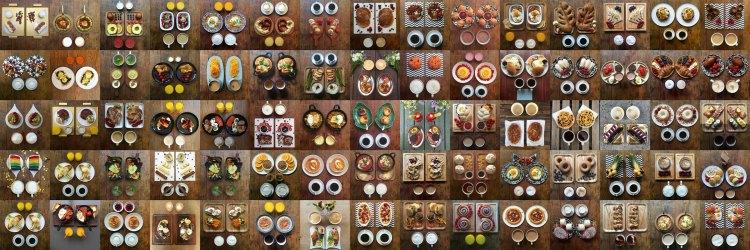 Symmetry Breakfasts