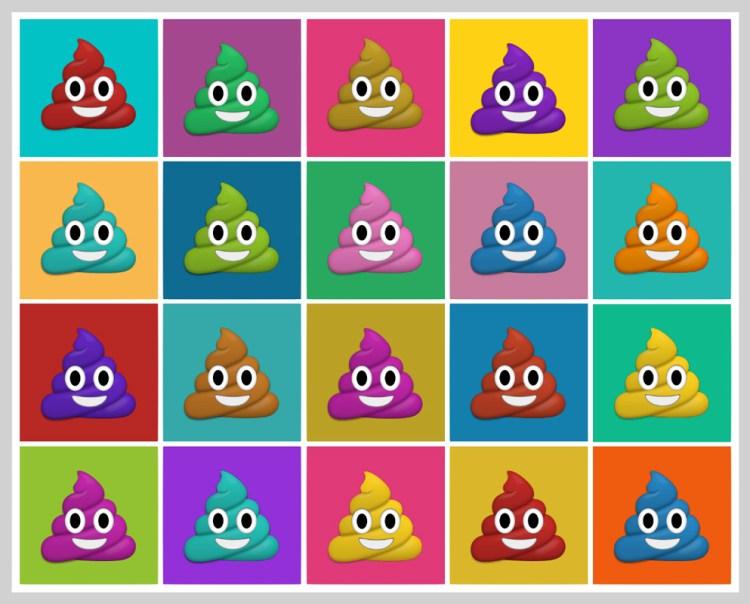 Warhol Poops