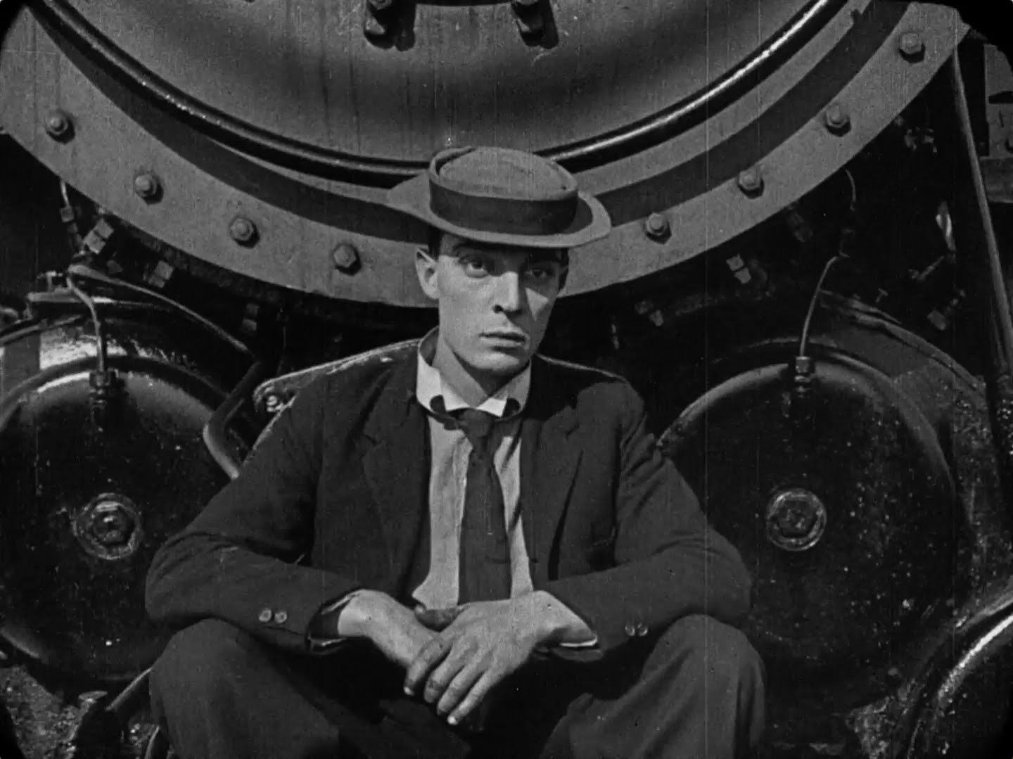 A Close Examination of How Buster Keaton Masterfully Executed His Silent Film Gags and His Influence on Modern Film