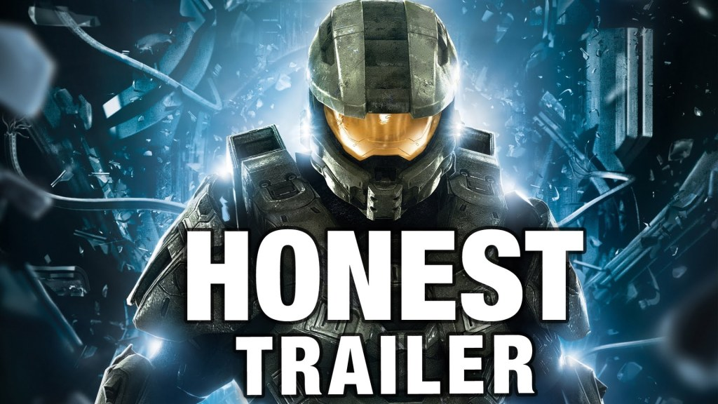 A Honest Video Game Trailer for the 'HALO' Franchise