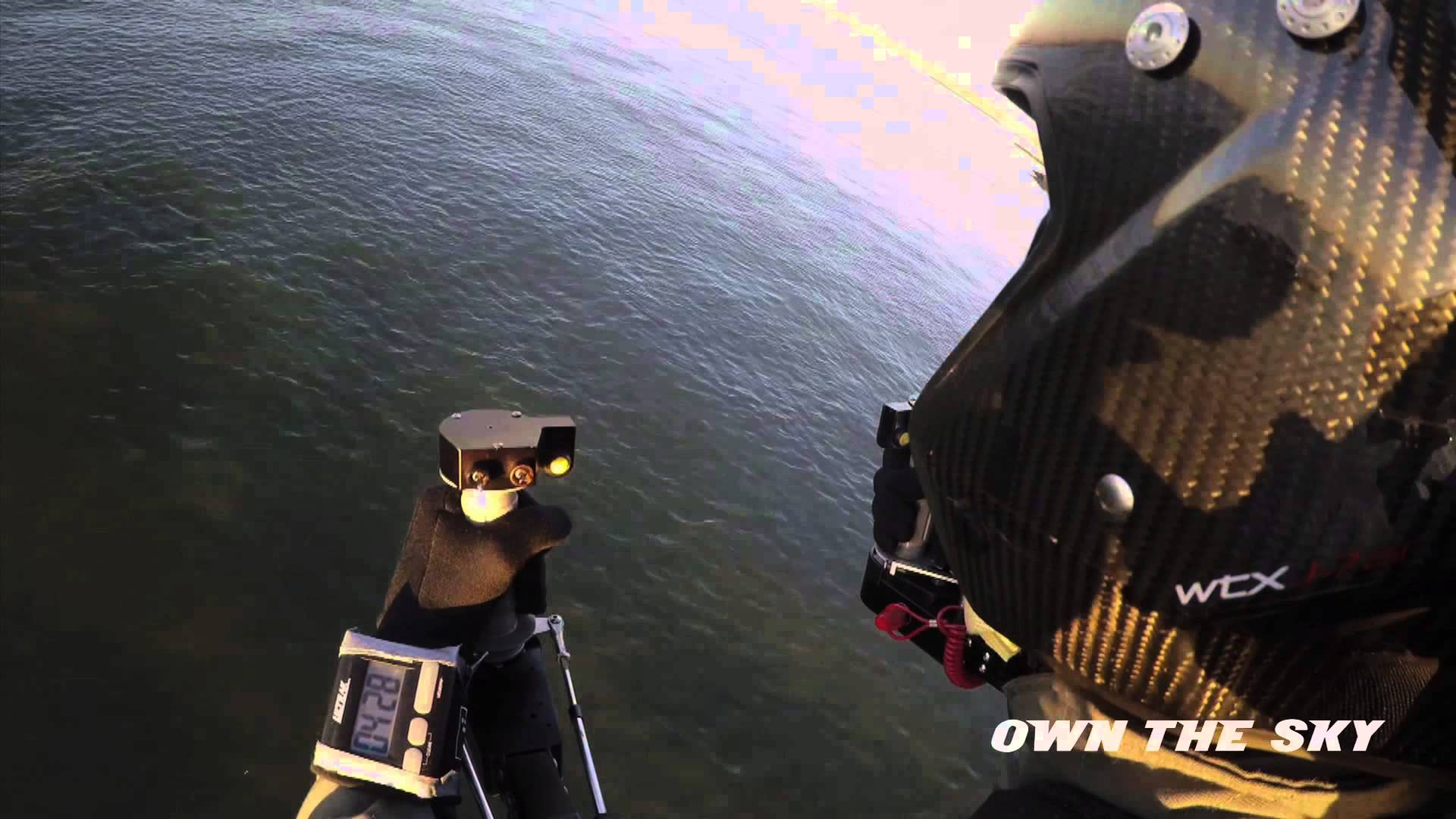 A Jetpack Pilot Takes Flight Around the Statue of Liberty With the 'First True Jetpack'