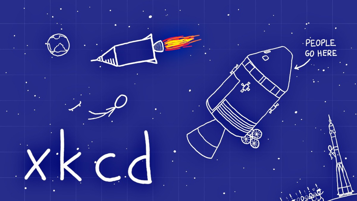 Xkcd Explained Circuit Diagram An Explanation Of How To Go Space Using Simple Words And