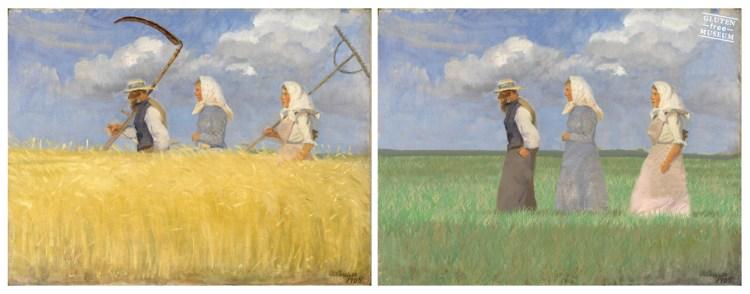 d'après Anna Ancher