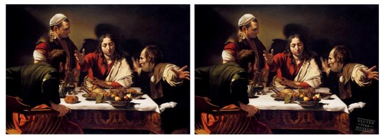 d'après Caravaggio