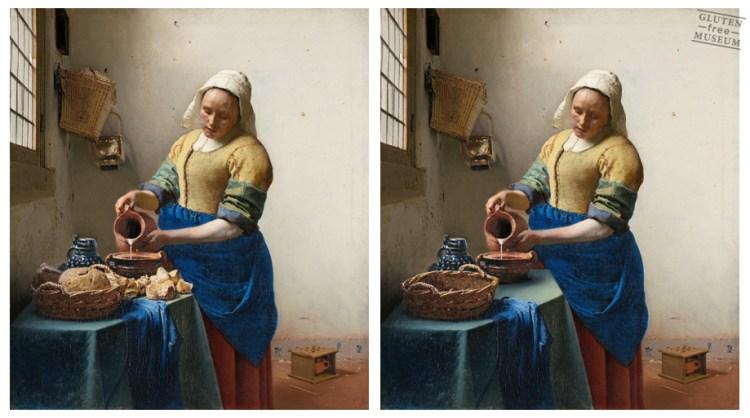 d'après Johannes Vermeer