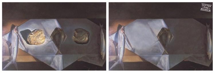 d'après Salvador Dalí