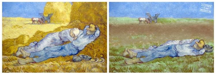 d'après Vincent van Gogh