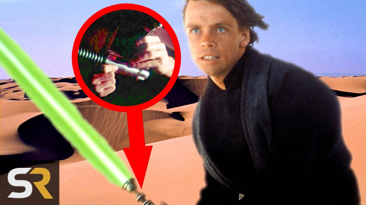 Deleted Scenes From The Star Wars Film Series That You May Have Missed