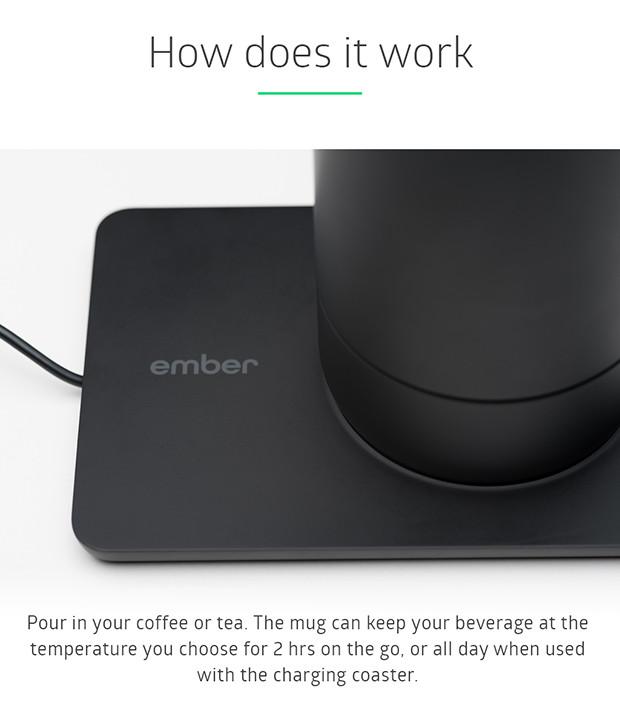 ember mug charging coaster