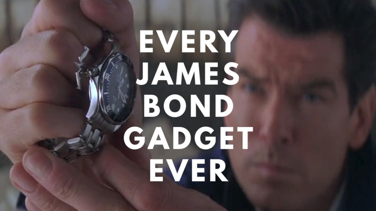 every gadget provided to james bond by q branch. Black Bedroom Furniture Sets. Home Design Ideas