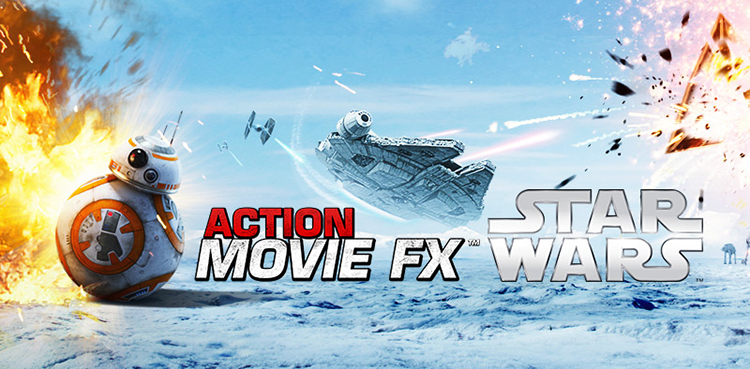 Action Movie Star Wars