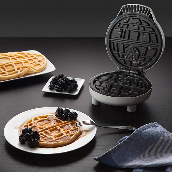 Star Wars Death Star Waffle Maker