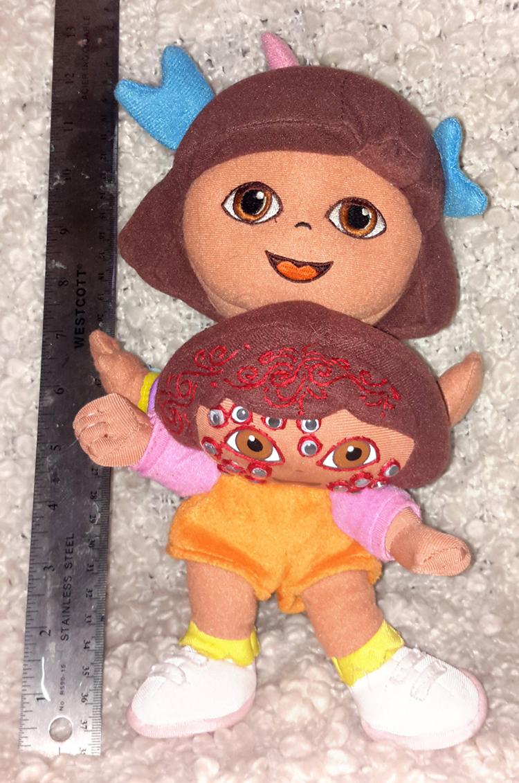 Parasitic Dora