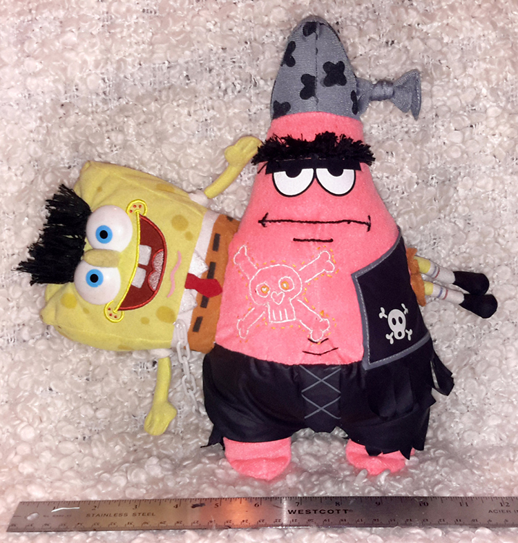 Sponge Blob