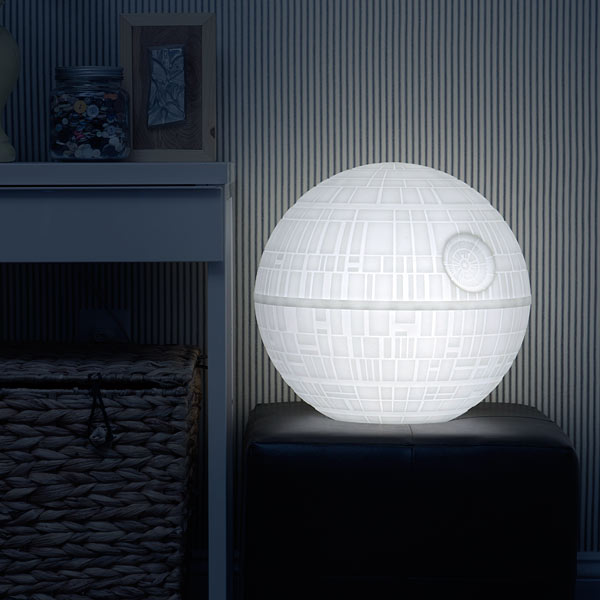 Death Star Mood Light