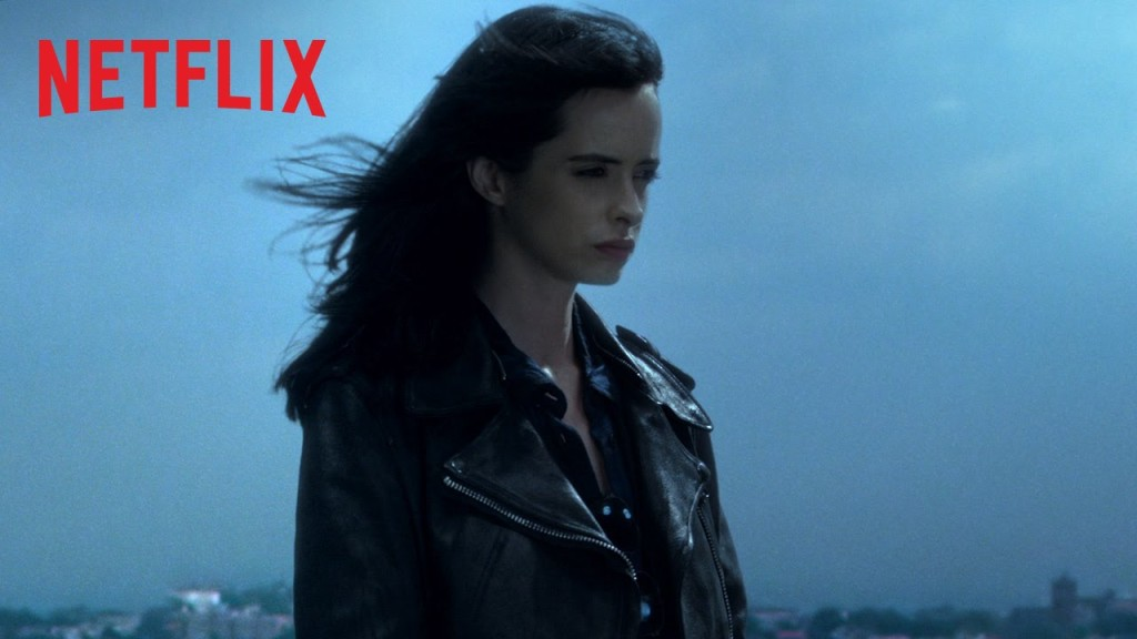 Jessica Jones Tries to Get Free From Kilgrave' Hold on Her in a New Trailer for Upcoming Netflix Series