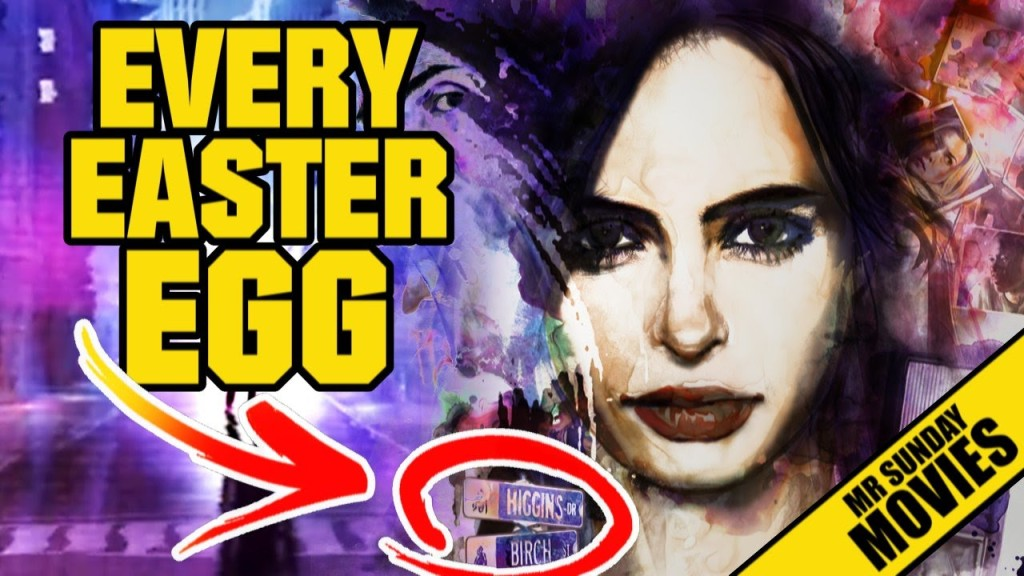 Easter Eggs and Hidden References in Marvel's New Netflix Series 'Jessica Jones'