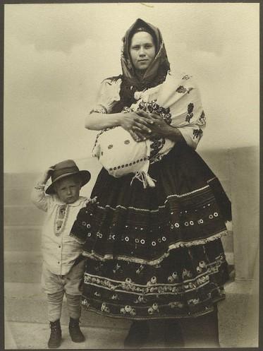 Slovak Woman