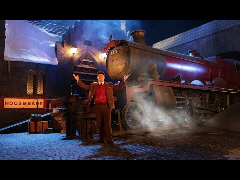 The Conductor of the Hogwarts Express Gives an Inside Look ...