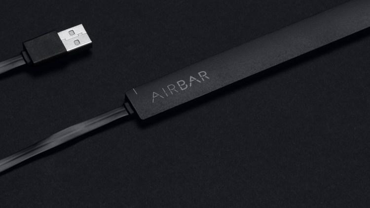 AirBar Alone