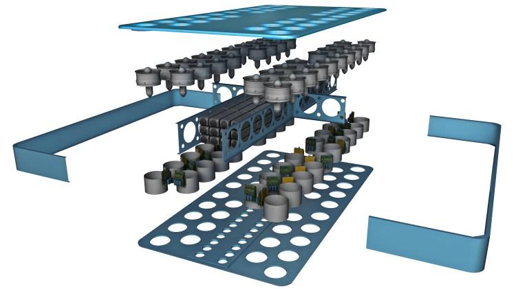 ArcaBoard Parts Design