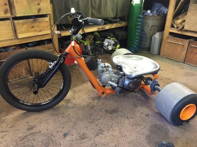 Furze Drift Trike in Shop