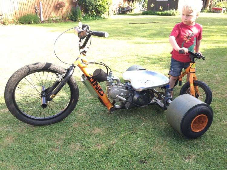 Furze Drift Trike