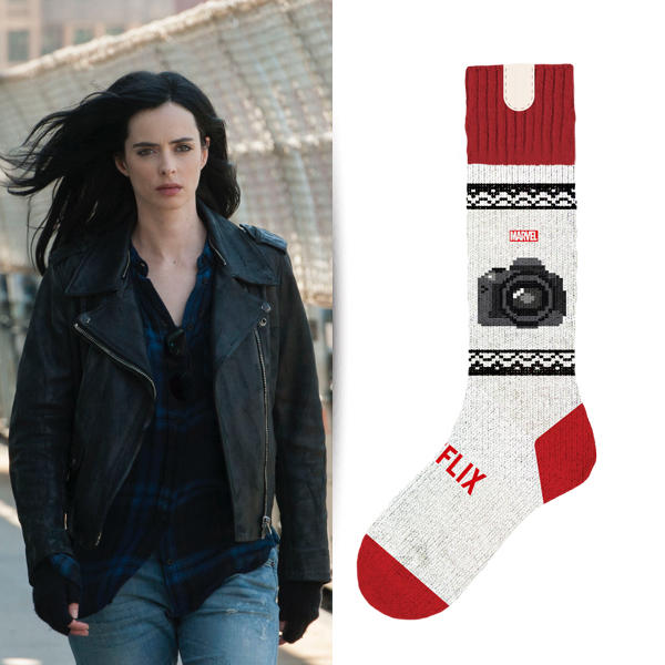 Jessica Jones Socks