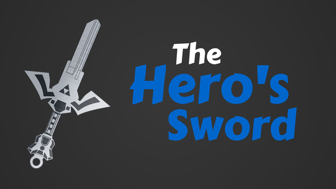 Key Armory Hero's Sword