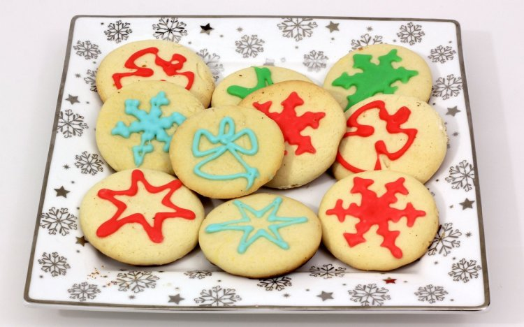 LEGO Cookie Icer Cookies