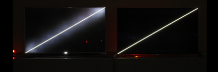 A Revolutionary LG 4K Television That Renders Black Hues to Perfection With New OLED Technology