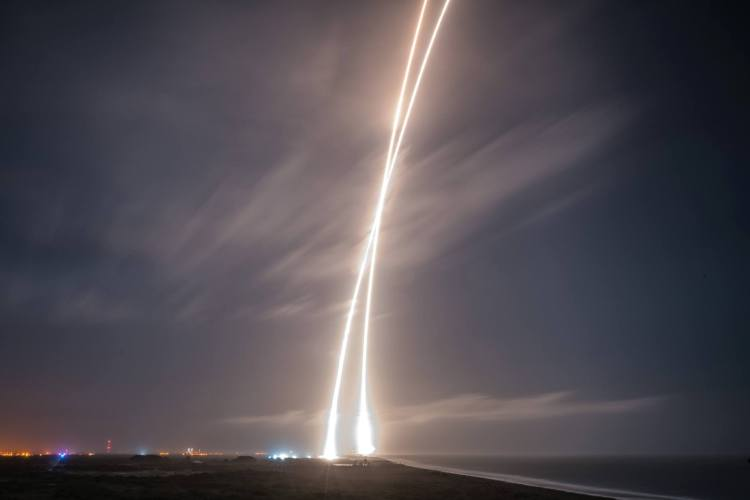 Long Exposure Launch and Landing