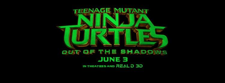 Ninja Turtles 2 Logo