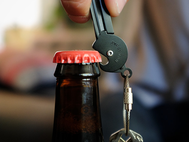 Porter Key Knife Bottle Opener