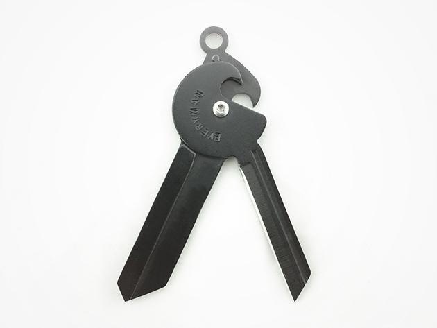 Porter Key Knife Open