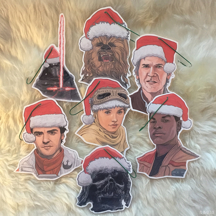 Star Wars Ornaments