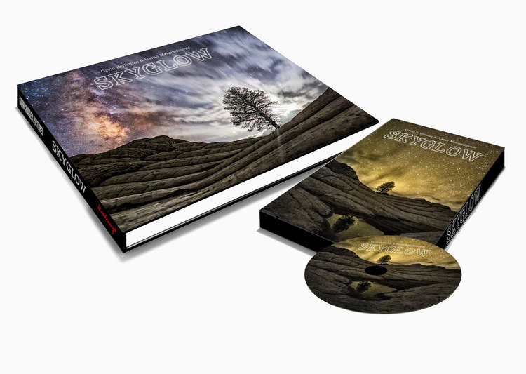 Skyglow Book and DVD